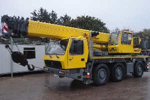 GROVE GMK3050 SOLD TO THE US
