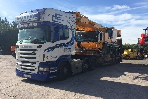 LIEBHERR LTM1050-3.1 SOLD TO ASPLEY, UK