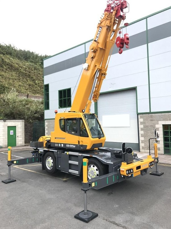 Another Kato for B&A Cranes