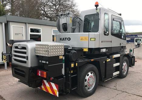Kato for Crane Hire Solutions
