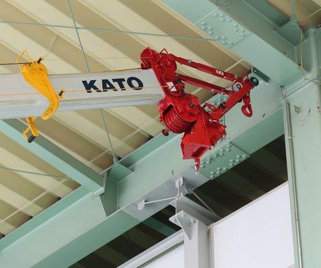 Kato launches new city cranes