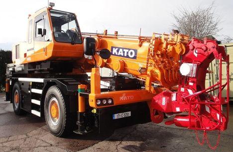 New Kato for Global Energy Group