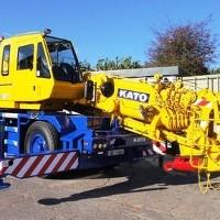 New Kato for Bernard Hunter
